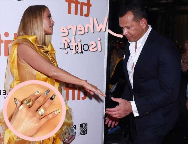 Jennifer Lopez Has NOT Returned That $1.8 Million Engagement Ring To Alex Rodriguez!