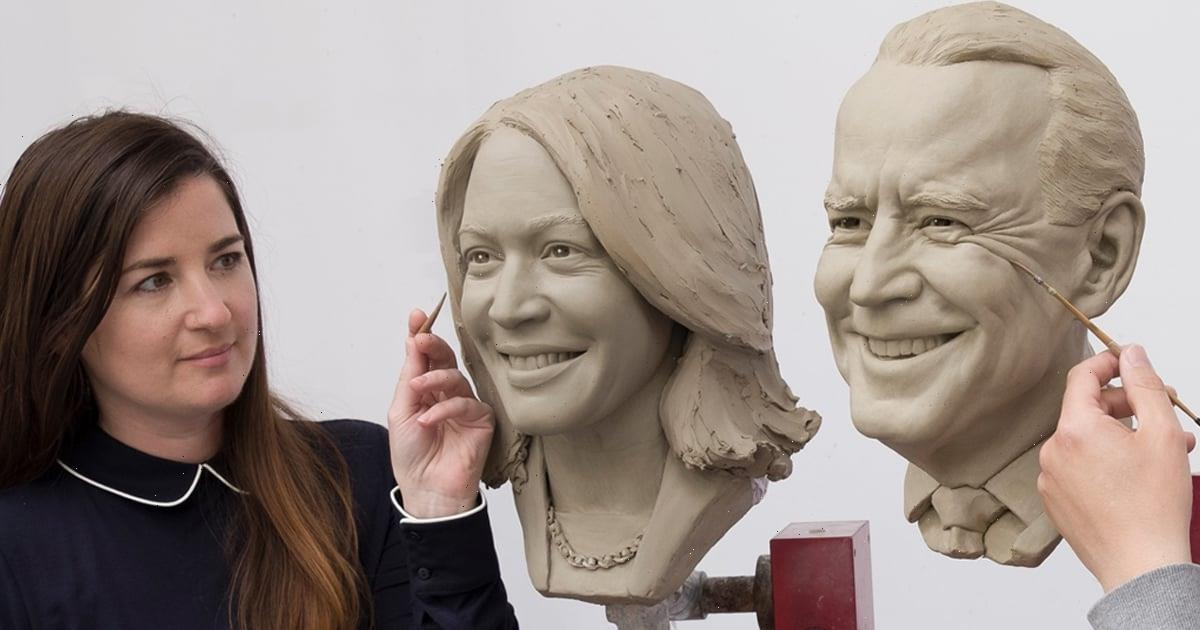 Kamala Harris Will Be the First Vice President With a Madame Tussauds Wax Figure