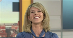 Kate Garraway says she'll be 'racing home' to husband Derek when GMB is finished