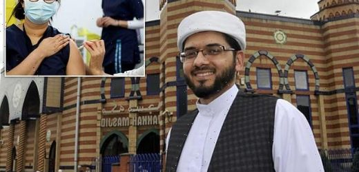 Leading imam says vaccine does NOT break Ramadan fast for Muslims