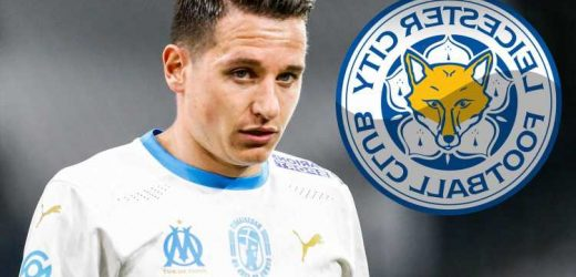 Leicester and Crystal Palace 'in talks with Newcastle flop and Marseille winger Florian Thauvin over free transfer'