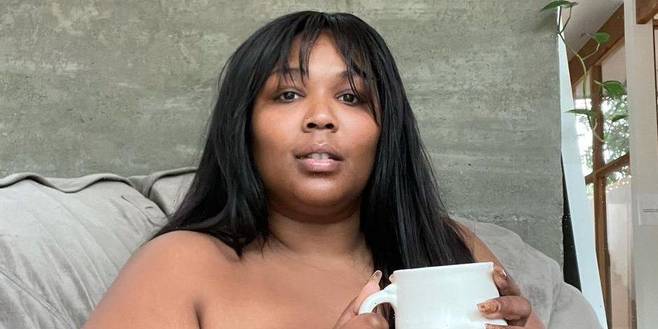 """Lizzo Shares """"Unedited"""" Nude Selfie To """"Change The Conversation About Beauty Standards"""""""