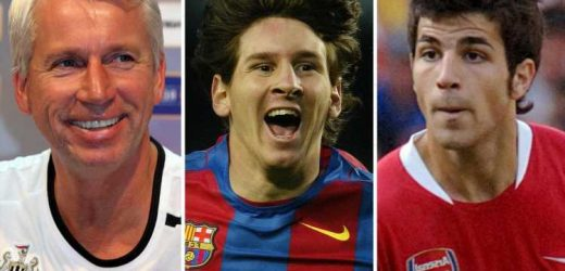 Longest football contracts of all time and how have they fared as Lionel Messi 'offered TEN-YEAR Barcelona deal'