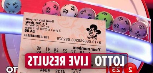 Lotto results LIVE: National Lottery numbers and Thunderball draw tonight, April 14, 2021