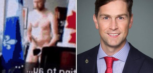 MP 'accidentally' caught NAKED during Zoom parliament meeting told 'we've seen a member who's in very good shape'