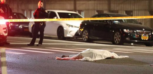 Man dragged, killed after lying down on Upper West Side street: cops