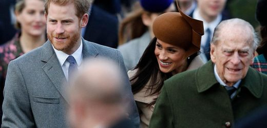 Meghan Markle stayed in US for Prince Philip's funeral as she 'didn't want to be centre of attention'
