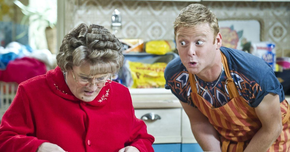 Mrs Brown's Boys star selling video messages for £33 quitting BBC show