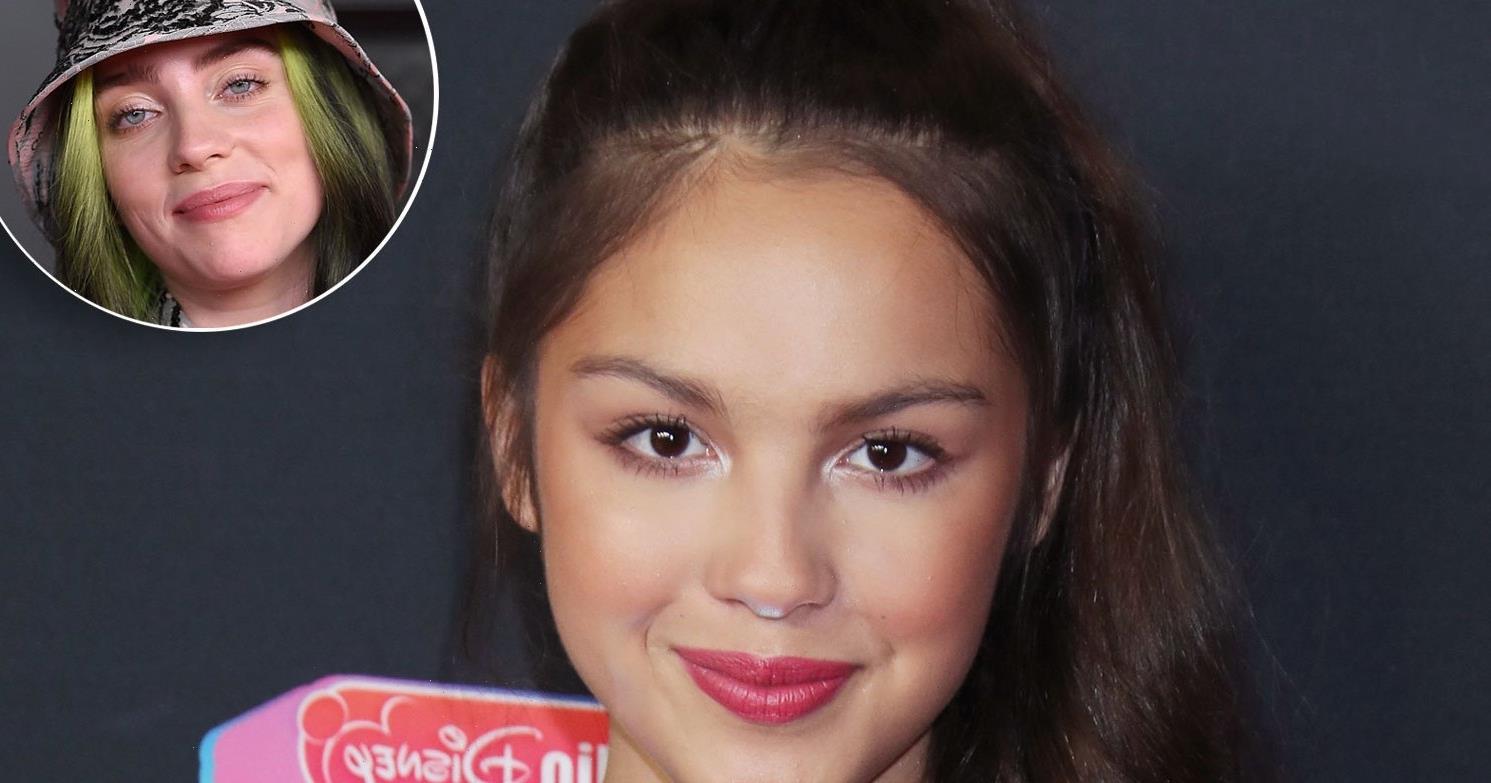 Olivia Rodrigo's Makeup Inspo Is Billie Eilish: 'She's Glowing and Perfect'