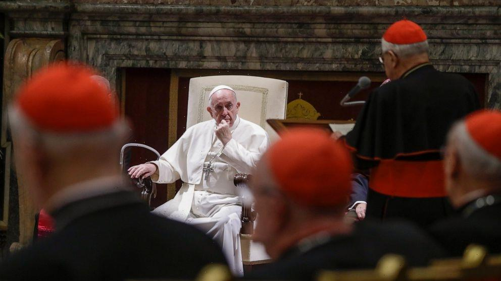 Pope facilitates Vatican prosecutions for cardinals, bishops