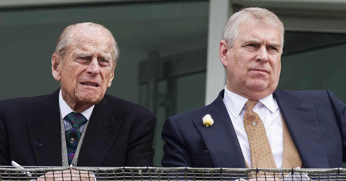 Prince Andrew Mourns 'Remarkable' Dad Philip: His Death Left a 'Huge Void'