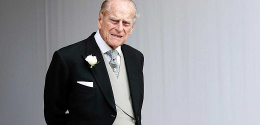 Prince Philip's death was 'very gentle' like 'someone took him by the hand': family