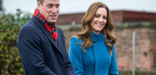 Prince William's Rumored 10-Year Anniversary Gift For Kate Middleton Is So Extra