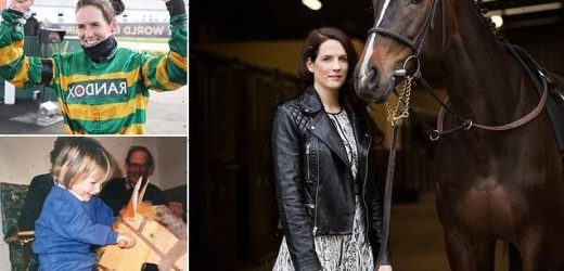 Rachael Blackmore never dreamed she would win the Grand National