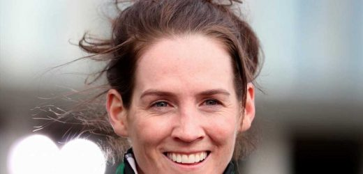 Rachael Blackmore rides THREE hot favourites today at 6-1 odds as she closes in on historic champion jockey title