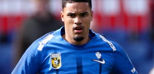 Rangers, Newcastle and Norwich target bargain transfer for Vitesse defender Danilho Doekhi after impressing in Holland