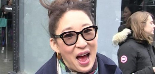 Sandra Oh Reports Jewelry Missing from Home, Then Gets Lucky