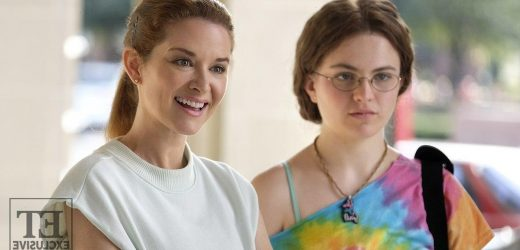 Sarah Drew Is as Colorful as Ever in 'Cruel Summer' First Look