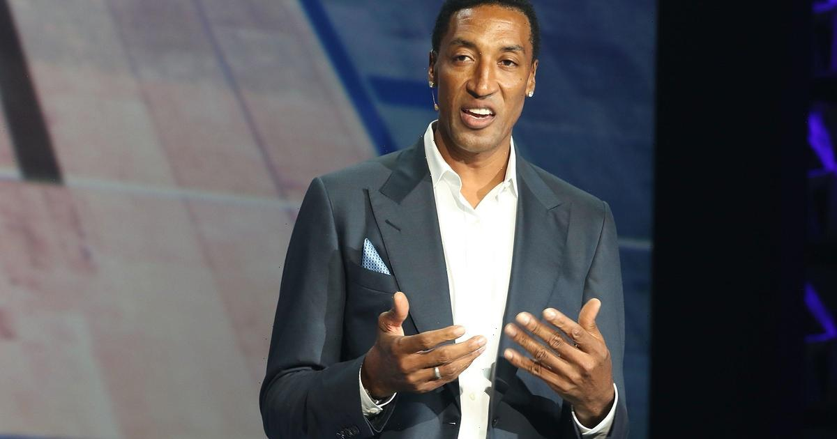 Scottie Pippen's eldest son, Antron, has died at age 33
