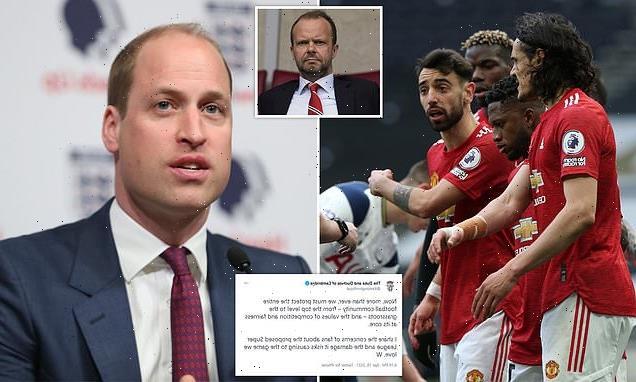 'Seriously unimpressed' Man Utd stars revolt against Super League plan