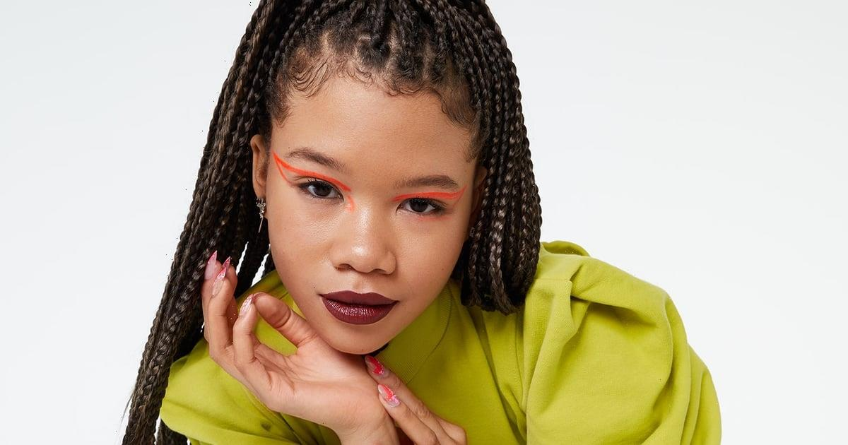 "Storm Reid Has Had One Hell of a Makeup Journey: ""I Don't Feel Like I Have to Conform"""