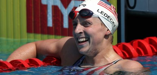 Swimming: US star Katie Ledecky notches 400m freestyle win in Mission Viejo meet