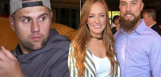 Teen Mom Maci Bookout shades Ryan Edwards by 'liking' tweet about 'stepparents cleaning up messes' after reunion fight