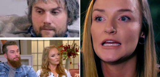 Teen Mom Maci Bookout threatens to 'expose the TRUTH' about ex Ryan Edwards after he called reality star a 'punk b***h'