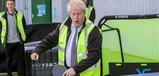 UK leader denies saying 1000s of bodies better than lockdown