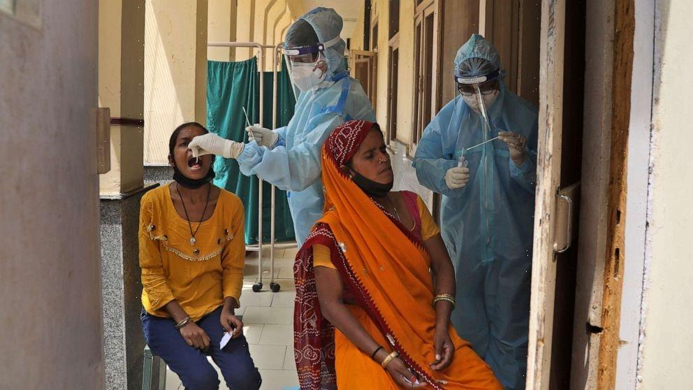 WHO warns of global surge in COVID cases, deaths as world approaches 'highest rate of infection'