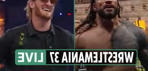 WWE WrestleMania 37  RESULTS: Roman Reigns dominates, Logan Paul STUNNED and new champions – Night 2 reaction