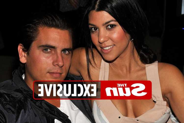 What has Scott Disick said about Kourtney Kardashian and Travis Barker dating?