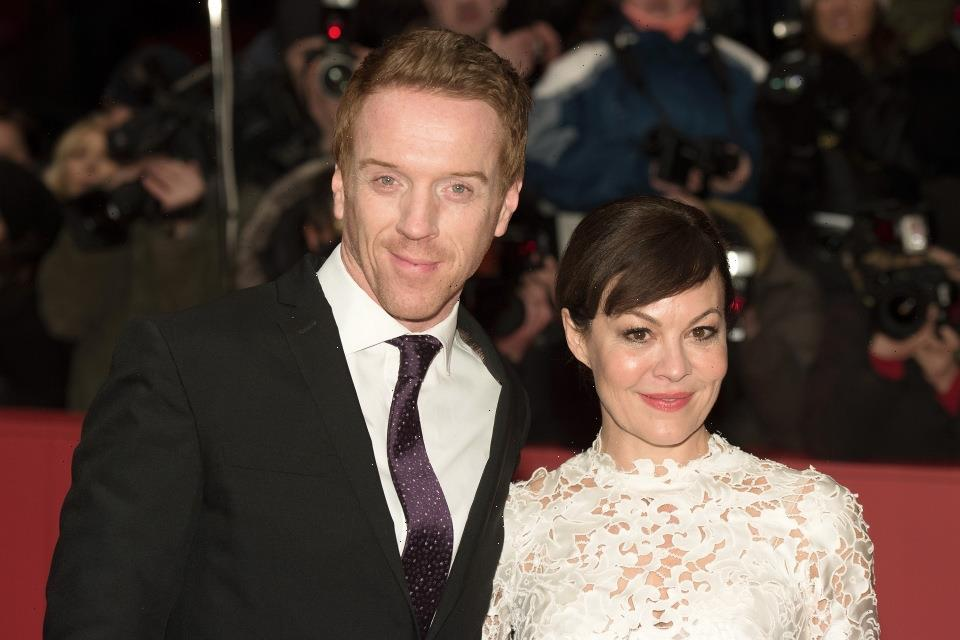 Who is Helen McCrory's husband Damian Lewis?