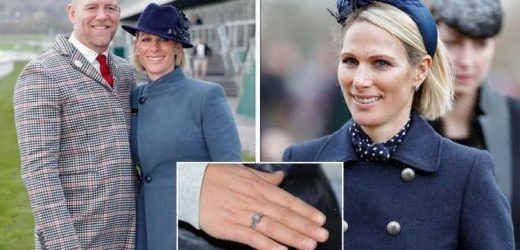 Zara Tindall given 'incredibly romantic' engagement ring from Mike with special meaning