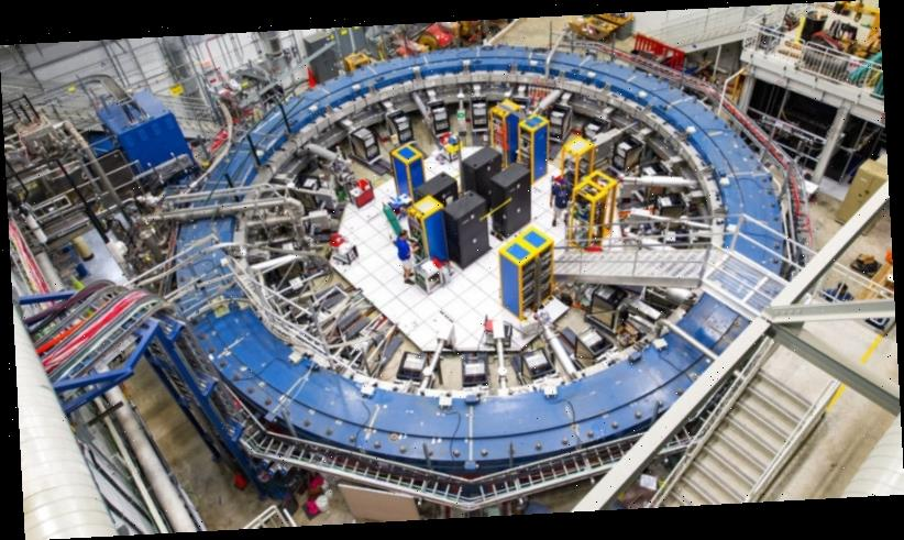 'Tantalising' results of two experiments could break the known laws of physics