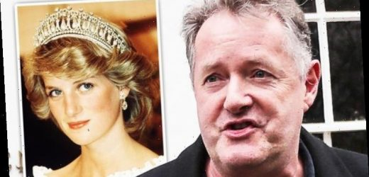 Piers Morgan claimed he'd 'been set up' after 'ban' from Princess Diana's funeral