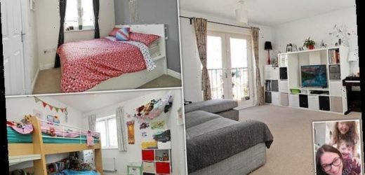 Desperate single mother raffles her two-bedroom flat for £2.50 tickets