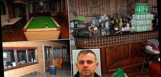 Money launderer who set up illegal BAR is ordered to pay back £63,000