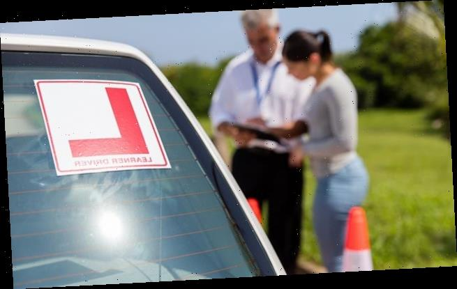 Driving lessons will resume on April 12 and tests on April 22