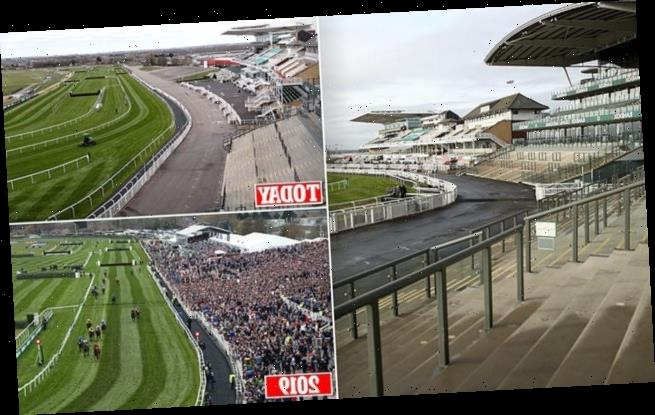 Grand National gets underway without crowds for a second year running