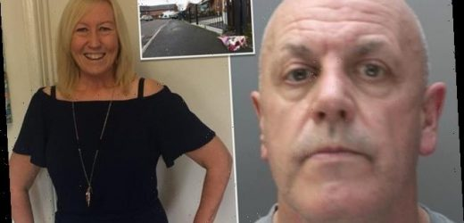 Husband who brutally murdered Asda worker wife is jailed for 18 years