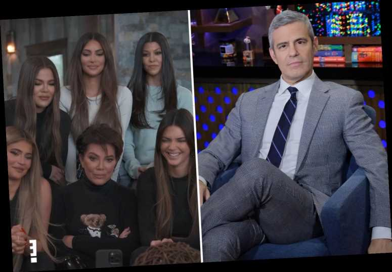 Kardashian family to star in KUWTK reunion special hosted by Andy Cohen in ultimate Housewives crossover