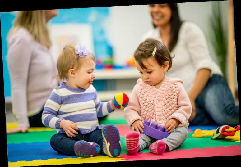 Parent and toddler groups BACK from April 12 with up to 15 people allowed to meet indoors
