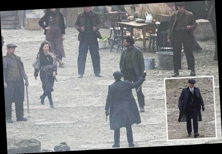 Peaky Blinders confirms return of fan-favourite character in new series 6 filming pics