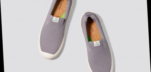 These Slip-Ons Have the Lowest Carbon Footprint of Any Sneaker Ever