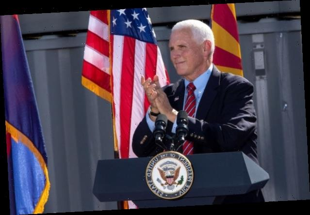 Mike Pence Signs 2-Book Deal With Hunter Biden's Publisher Simon & Schuster