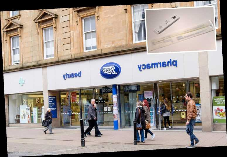 Boots offers free Covid tests at 1,500 stores for anyone even if you have no symptoms