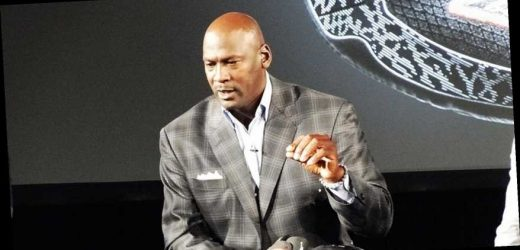 Michael Jordan And Will Smith Make $305M Investment In NBA Top Shot