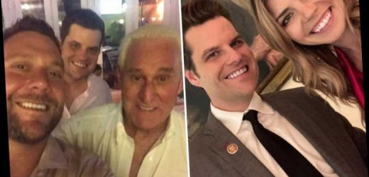 Matt Gaetz admits he's 'not a monk' after sex-trafficking claims but insists 'DC swamp is like the mafia' out to get him