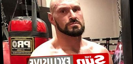 Tyson Fury preparing to fly out to Las Vegas for Anthony Joshua training camp as £500m two-fight deal nears